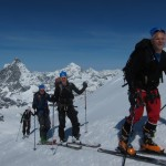 Breithorn 4164m