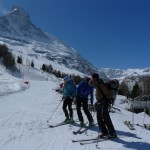 Trip 1 - Close to Zermatt