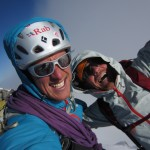 Erik and me on summit of Matterhorn