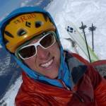 Me on the summit of Verte