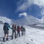 On the way to Tete Rousse